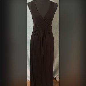 Matty M Black Maxi Dress Size XS